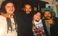 Revisiting BAD BRAINS 1994 Australian Tour w/ THE MEANIES