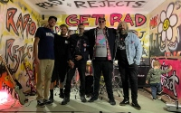 Introducing RADIO REJECTS From Wollongong